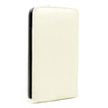IMAK Leather case For HTC Desire HD A9191 G10 - white