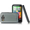 IMAK color covers for HTC Desire HD A9191 G10 - gray