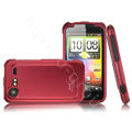 IMAK Ultra-thin color covers for HTC G11 - red