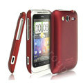 IMAK Ultra-thin color covers for HTC G13 - red