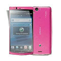BENKS screen protective film for Sony Ericsson X12 LT15i Xperia arc