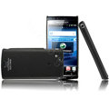 IMAK Ultra-thin color covers for Sony Ericsson Xperia Arc LT15i X12 - black