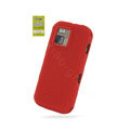 PDair Silicone Case Cover for Nokia N97 mini - red