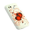 Color Painting Protective Backside Case for HTC G14