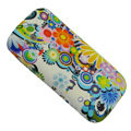 Flower Color Painting Case for HTC G14