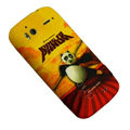 Kung Fu Panda Color Painting Case for HTC G14