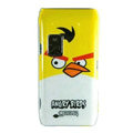 Angry birds Ultra-thin color covers for Nokia N9 - yellow