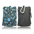 Hello Kitty Cloth Case for Nokia N9 - black