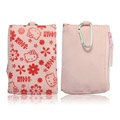 Hello Kitty Cloth Case for Nokia N9 - pink