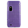 JESD mesh case for Nokia N9 - purple