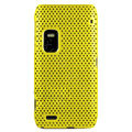 JESD mesh case for Nokia N9 - yellow