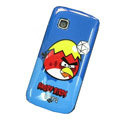 Angry birds color covers for Nokia C5-03 - blue