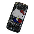 Hello Kitty color covers for Nokia C5-03 - black