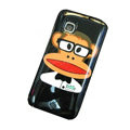 Paul Frank color covers for Nokia C5-03 - black