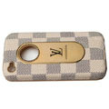 LV leather holster case cover for iPhone 4G - EB006