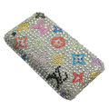 LV Bling crystal case for iPhone 3G/3GS - EB002