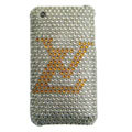 LV Bling crystal case for iPhone 3G/3GS - EB004