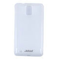 JEKOD matte silicone case for Samsung i997 infuse 4G - white