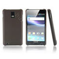 NILLKIN matte silicone case for Samsung i997 infuse 4G - brown