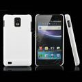 NILLKIN matte silicone case for Samsung i997 infuse 4G - white EB002