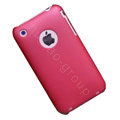 Moshi ultrathin matte hard back case for iPhone 3G/3GS - pink