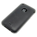 Capdase Silicone Cases Covers for iPhone 3G/3GS - gray