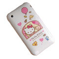 Hello Kitty Silicone Cases Covers for iPhone 3G/3GS
