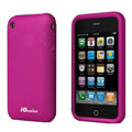 iGenius Silicone Cases Covers for iPhone 3G/3GS - rose
