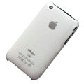 Ultrathin hard back cases covers for iPhone 3G/3GS - white