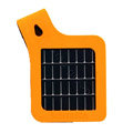 Suntrica USB Solar Charger for iPhone/ipad - yellow