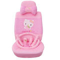 Hello Kitty universal Car Seat Covers sets - pink EB004