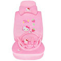 Hello Kitty universal Car Seat Covers sets - pink EB005