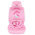 Hello Kitty universal Car Seat Covers sets - pink EB006