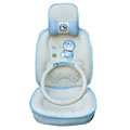 Doraemon Auto ice silk Car Seat Covers - blue