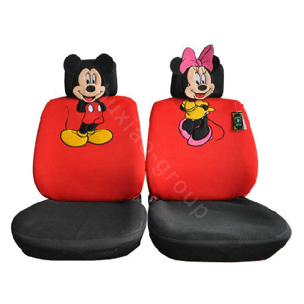 Buy Wholesale Mickey Mouse Car Seat Covers Sets
