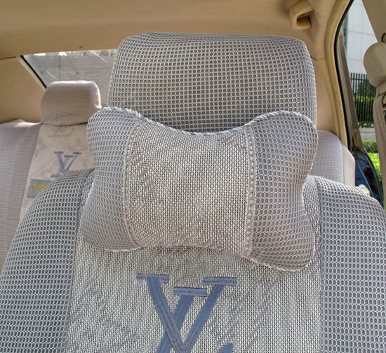 NAMELV Ice Silk Universal Car Seat Covers Sets