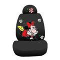 Mickey Mouse universal Car Seat Covers sets - black EB012
