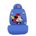 Mickey Mouse universal Car Seat Covers sets - blue EB011