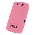 PDair silicone cases covers for BlackBerry Storm 9530 - pink