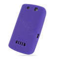 PDair silicone cases covers for BlackBerry Storm 9530 - purple