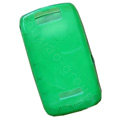 Silicone Cases Covers for BlackBerry Storm 9530 - green