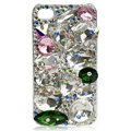 Bling Swarovski Big Rhinestone crystal case covers for iPhone 4G