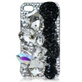 Bling Swarovski Rhinestone crystal case covers for iPhone 4G
