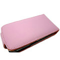 100% Genuine Holster leather Cases Cover For Nokia E72 E72I - Pink