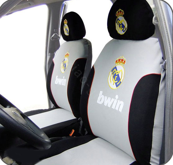 Enjoyable Buy Wholesale Real Madrid Car Seat Covers Sets Four Seasons Beatyapartments Chair Design Images Beatyapartmentscom