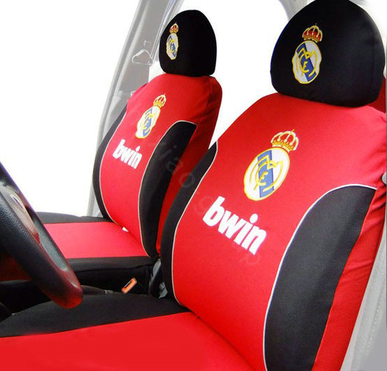 Peachy Buy Wholesale Real Madrid Car Seat Covers Sets Four Seasons Beatyapartments Chair Design Images Beatyapartmentscom