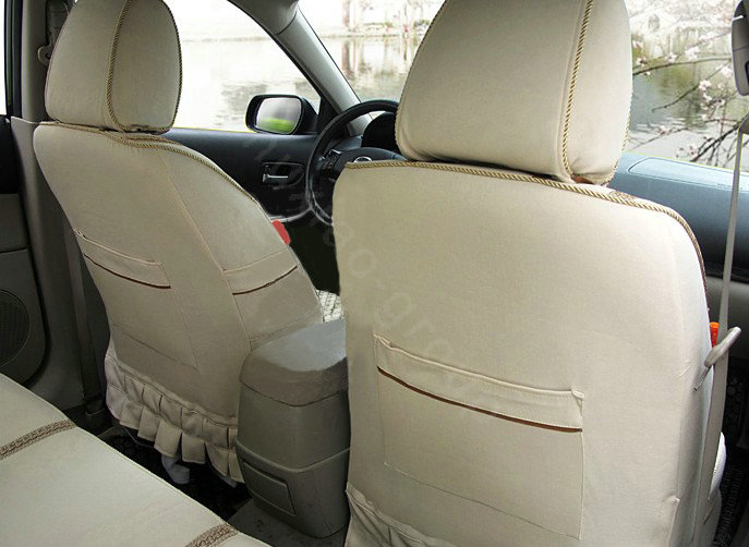 Buy wholesale ice silk car seat covers custom seat covers - Car seat covers for tan interior ...