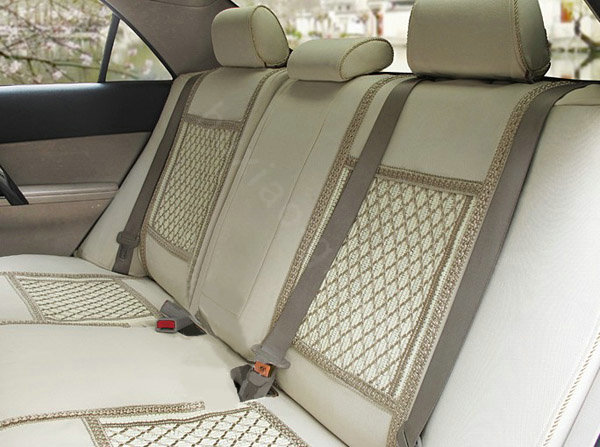 buy wholesale ice silk car seat covers custom seat covers beige car seat covers accessories. Black Bedroom Furniture Sets. Home Design Ideas