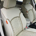 Ice silk Car Seat Covers Custom seat covers - Beige