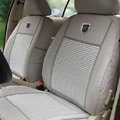 Ice silk Car Seat Covers Custom seat covers - Gray EB002